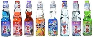 Power for Apple Ramune gift set 8 variety pack (Original Version)
