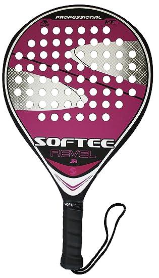 Softee - Pala Padel Revel Junior: Amazon.es: Deportes y aire ...