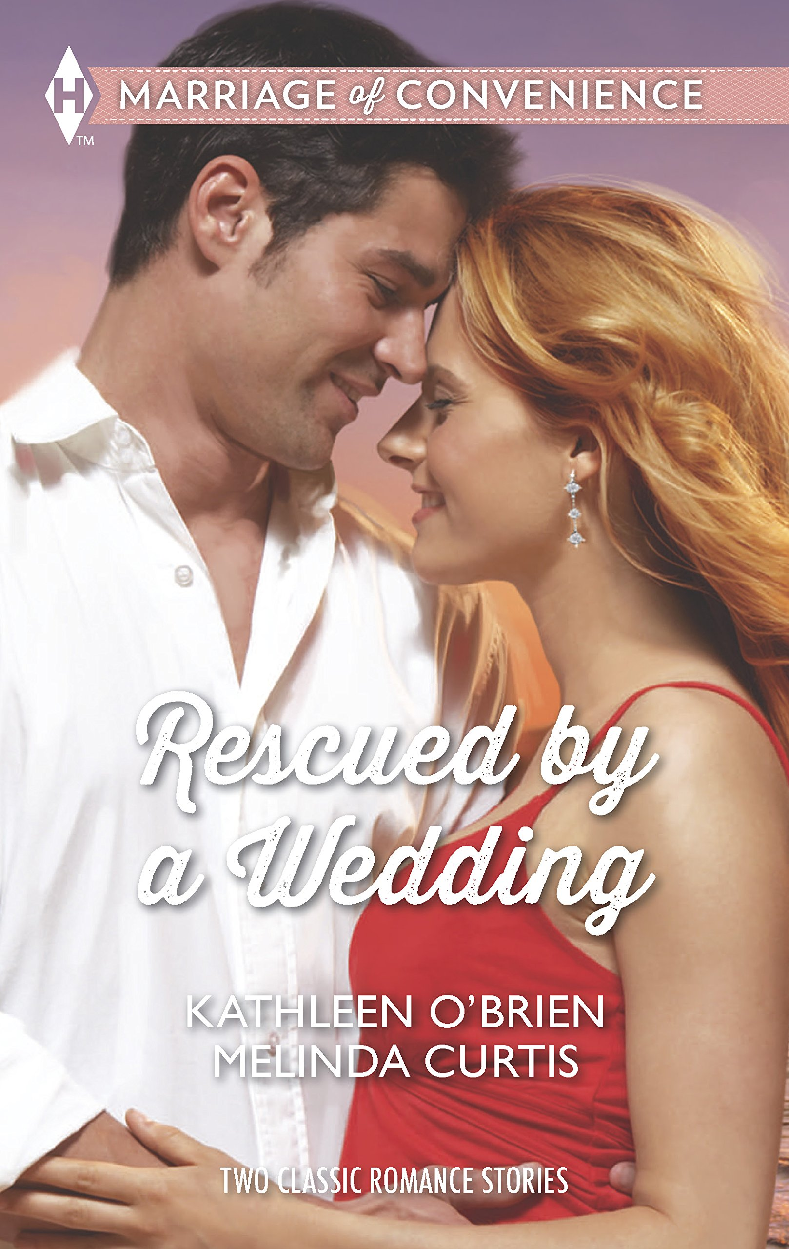Rescued by a Wedding: An Anthology (Harlequin Marriage of Convenience Collection) pdf epub