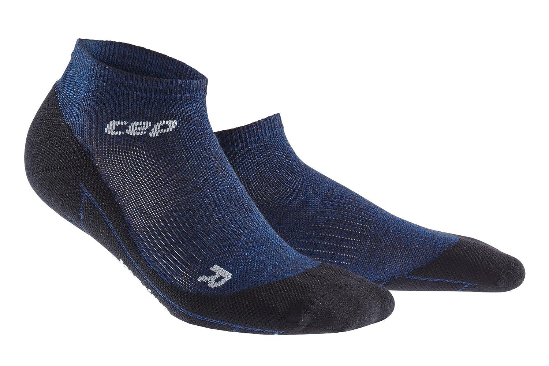 CEP - Outdoor Light Merino Low-Cut Socks für Damen | Kompression für Ausdauer und Trittsicherheit