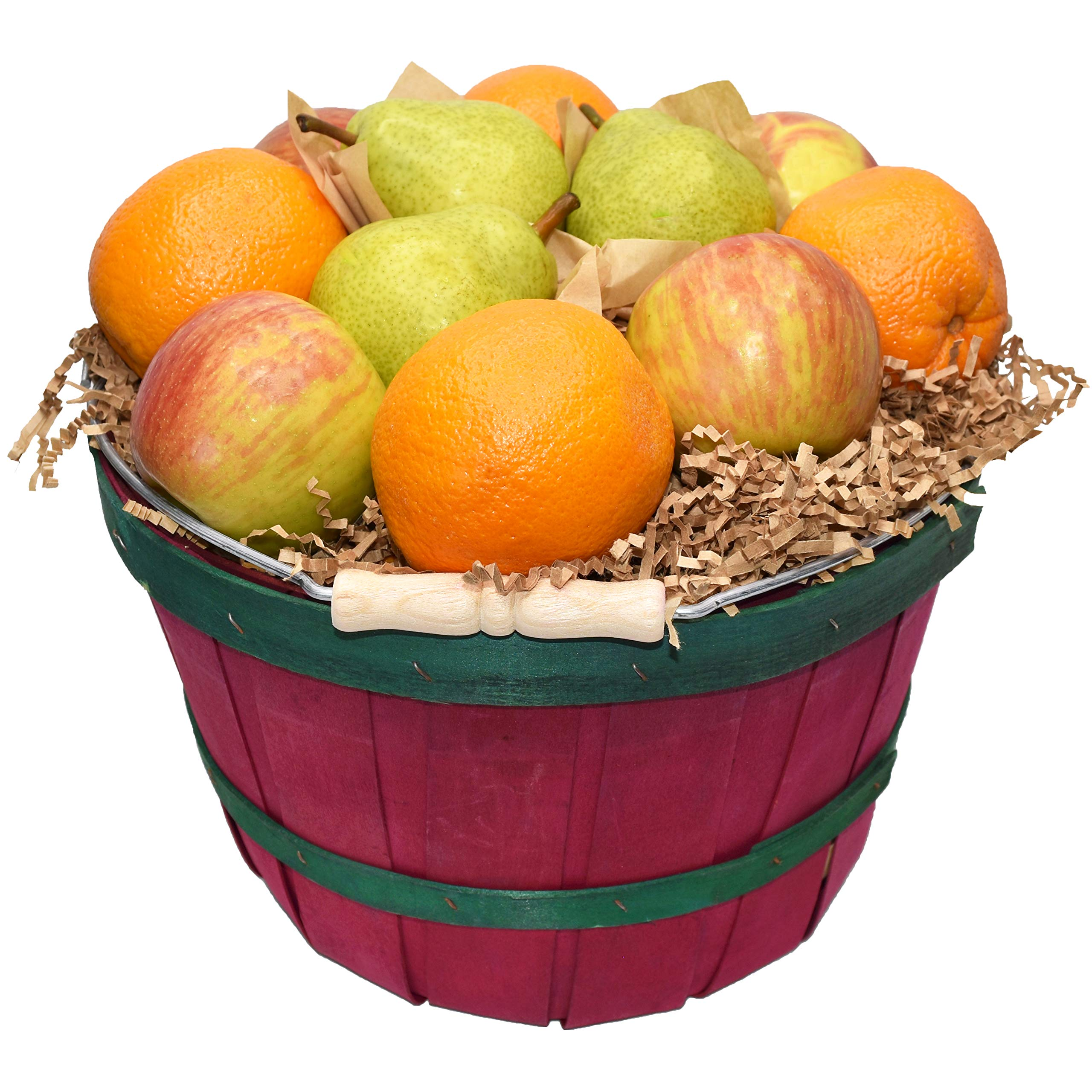 20-Piece Premium Fruit and Bountiful Basket