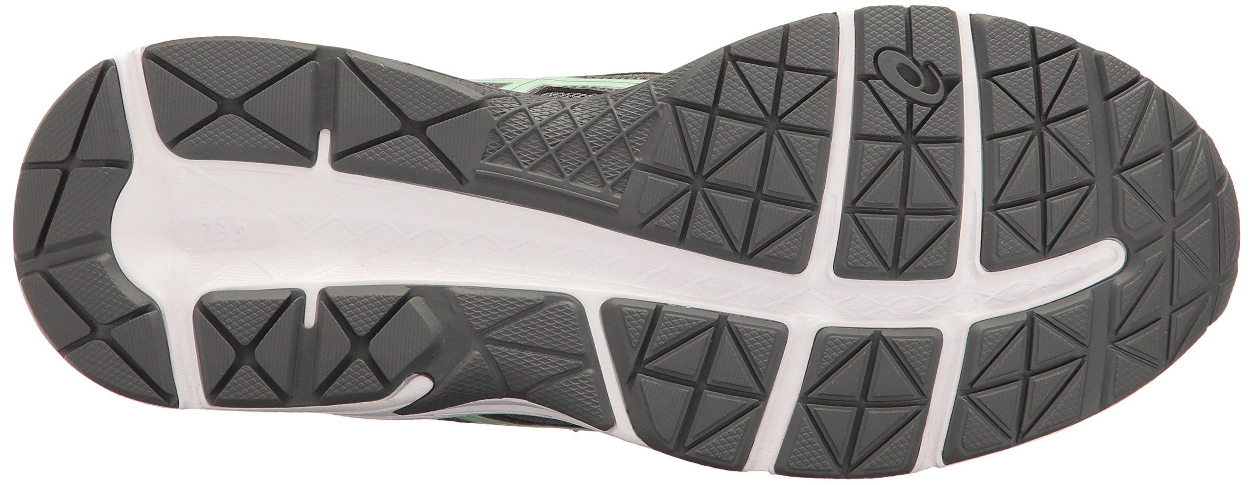 ASICS Womens Gel-Contend 4 Running Shoe, Mid Grey/Glacier Sea/Silver, 5 Medium US by ASICS (Image #3)