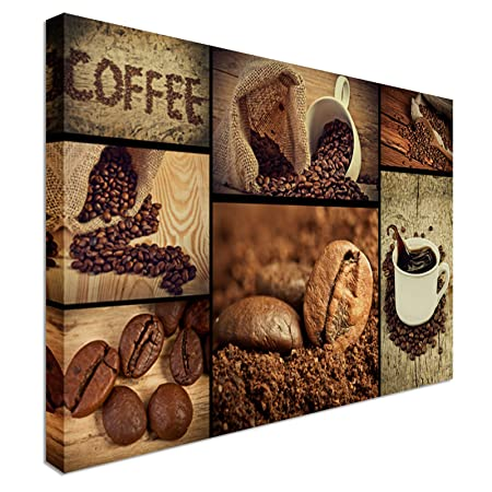 coffee shop food kitchen canvas art cheap wall art print home