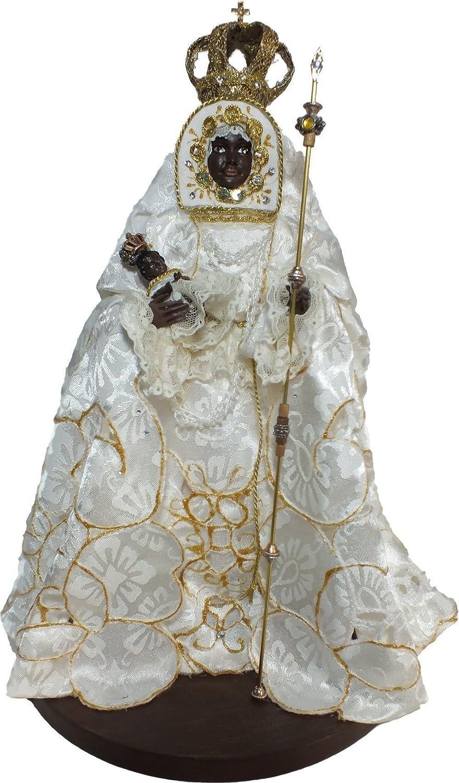 Virgen Nuestra Señora de La Candelaria (40 cm) Artesanías ...