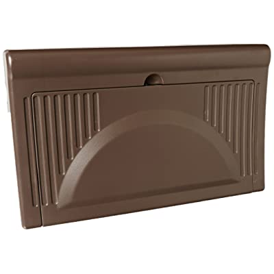 WFCO WF8725P Brown 25 Amps Power Center: Automotive