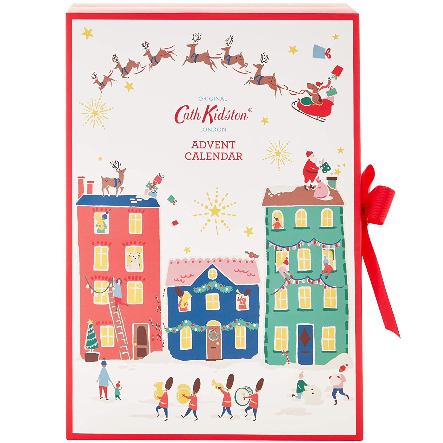 Roll over image to zoom in Cath Kidston 2019 Christmas Beauty Advent Calendar