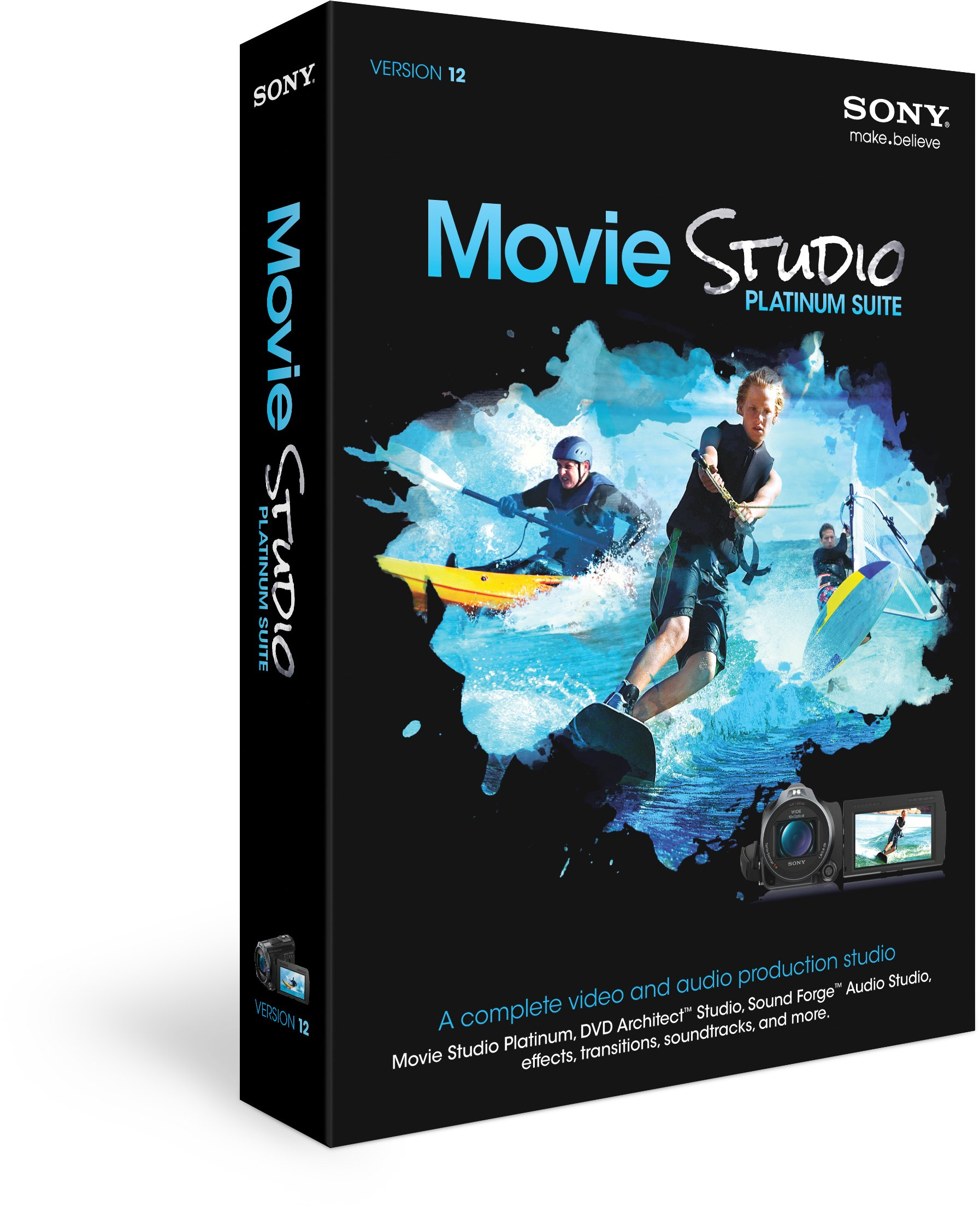Sony Movie Studio Platinum Suite 12 by Sony