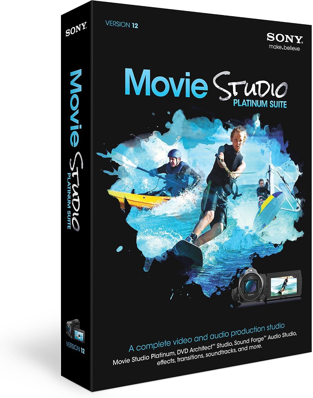 Buy Oem Sony Movie Studio Platinum 12