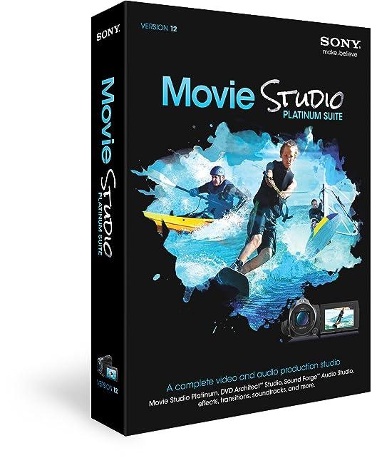 Buy sony movie studio platinum 12 suite