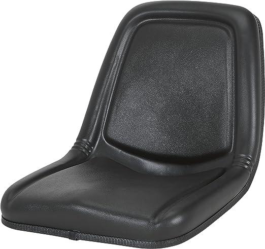Black Michigan Seat Extra Highback Seat Model# V-818