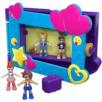 Polly Pocket Say Freeze Pocket World: Toys & Games