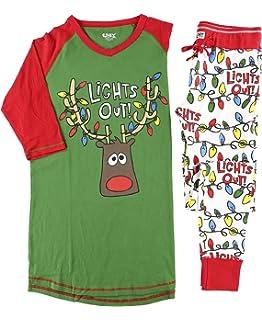 24954d348 Family Matching Christmas Pajamas by LazyOne