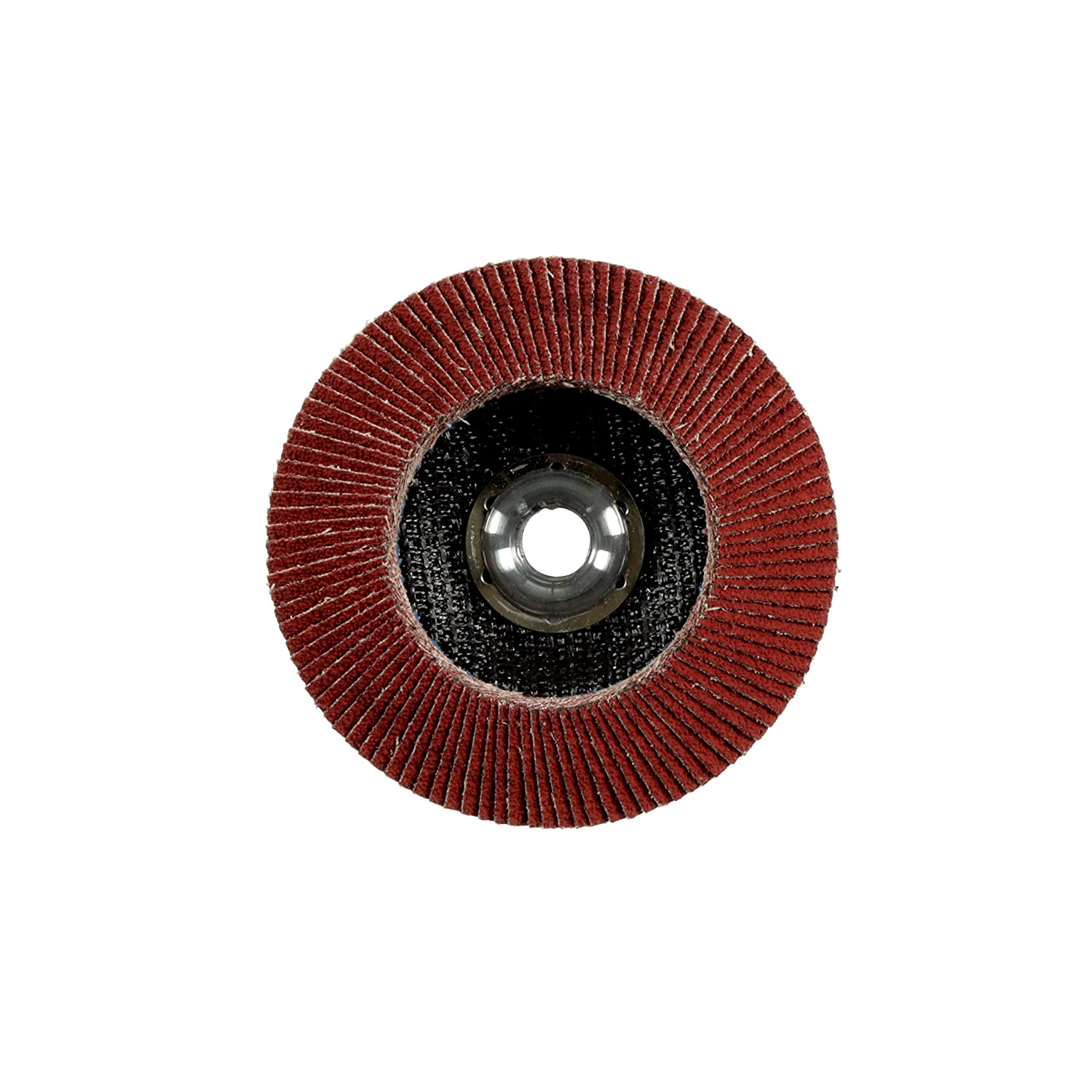 10 per case Standard Abrasives Ceramic Pro Type 27 Flap Disc 645111 4-1//2 in x 7//8 80 Y-Weight