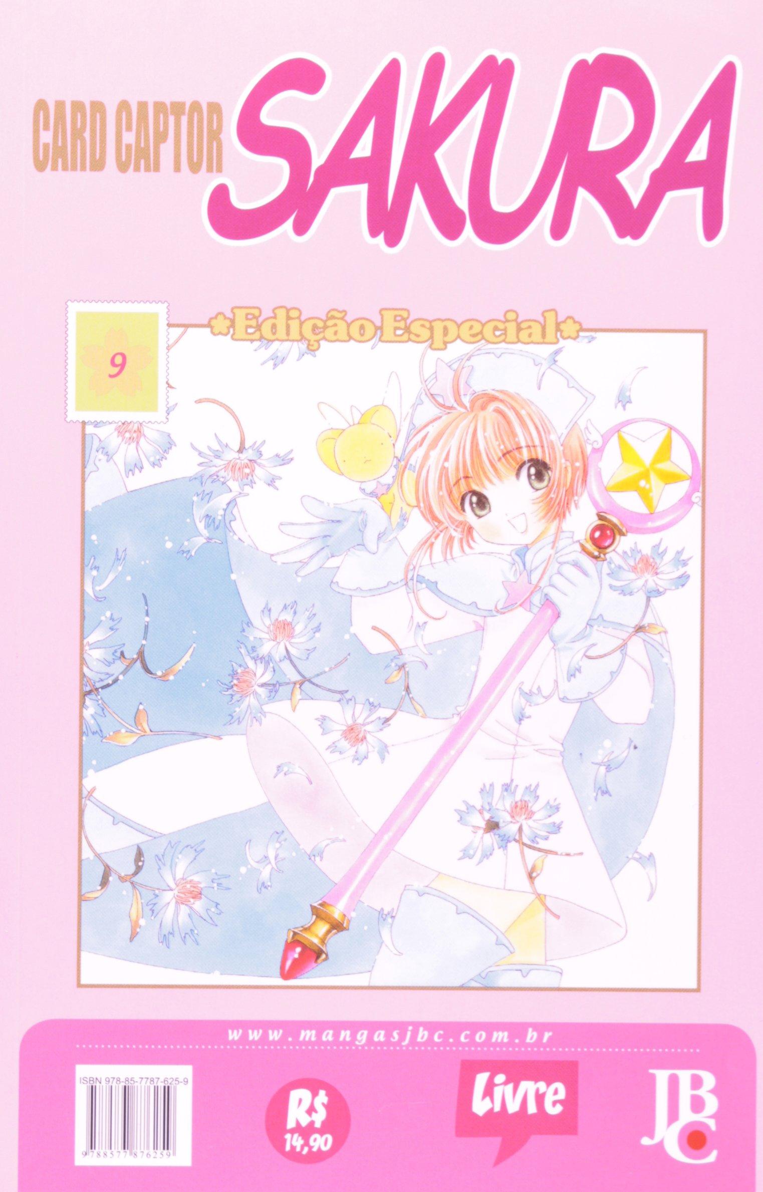 Card Captor Sakura- Vol.9 - Ediao Especial: Vários Autores ...