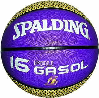 Spalding Ballon de Player Pau Gasol (73–870z de basketball nocolor 5 3001584010715 3001584010715_Multi-5