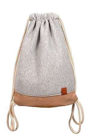 a4ffa6328609b Vagabond Wood Sports Bag - Jersey(Sweat) Alcantara Rucksack