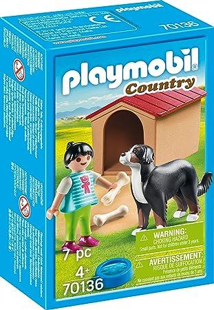 Playmobil Country 70136 Figura de construcción - Figuras de construcción: Amazon.es: Juguetes y juegos