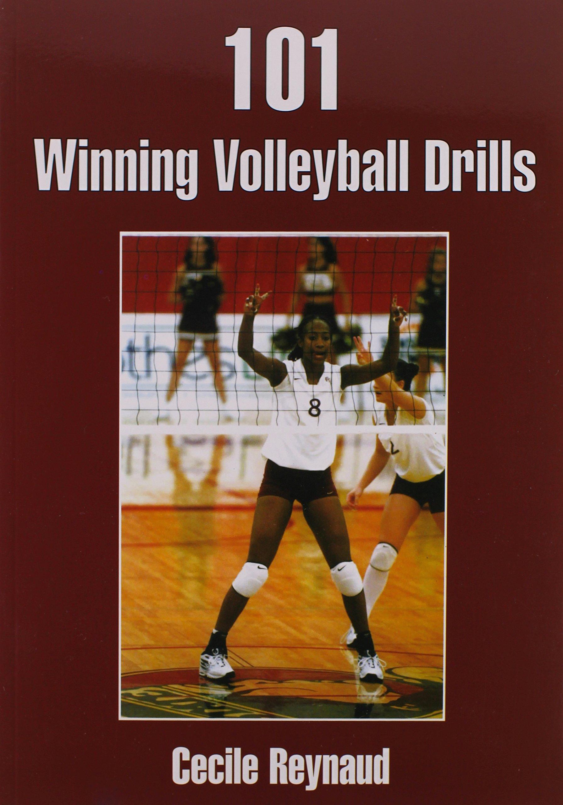 101 Winning Volleyball Drills: Cecile Reynaud: 9781585180837: Amazon.com:  Books
