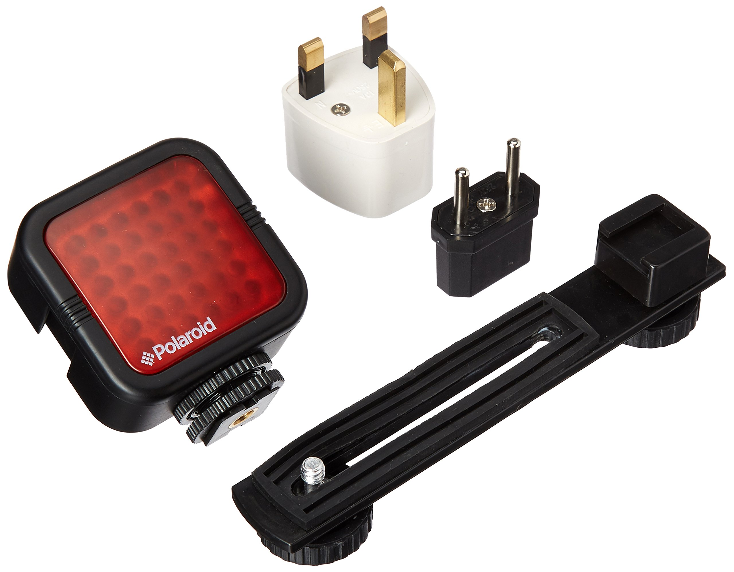 Polaroid Studio Series Rechargeable IR Night Light 36 LED Light Bar For Camcorders, Digital Cameras & SLR's by Polaroid