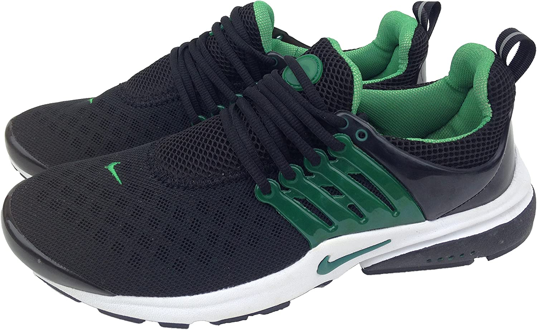 Nike Air Presto Black Green Mens Size 7