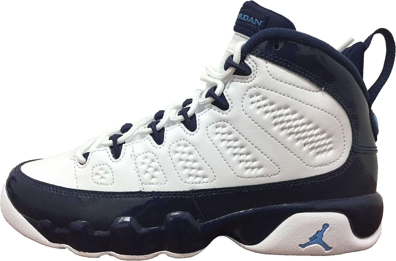 Air Jordan 9 Retro Big Kids Shoes White