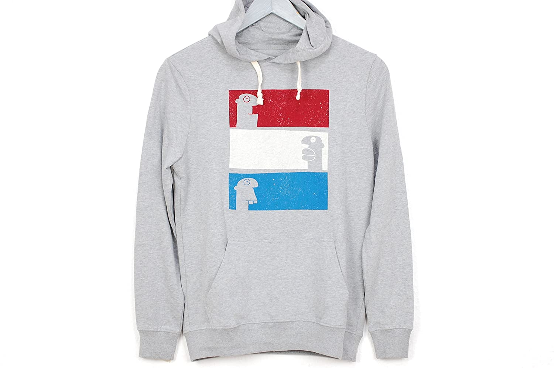Noir Berlin Sweatshirt 3 me Grau