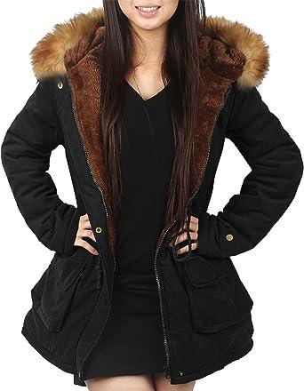 veste hiver femme tres chaude