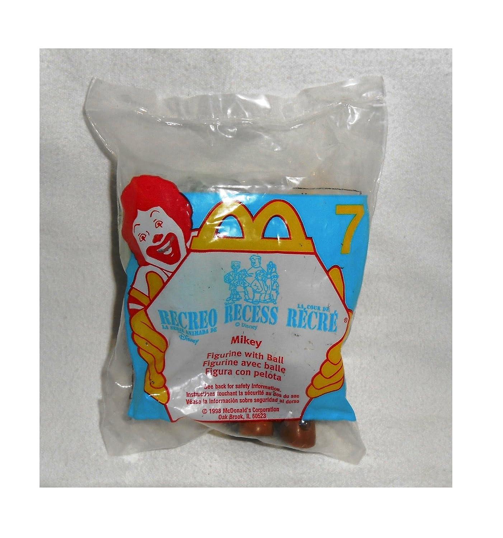 Mcdonalds Happy Meal Disney Recess Mikey Toy #7 McDonald/'s