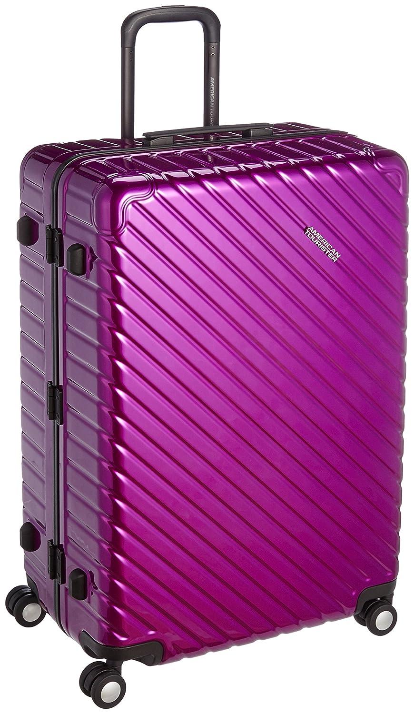 [アメリカンツーリスター] スーツケース ROLLZIIロールズII スピナー75 92L保証付 (現行モデル) B06XBKMJRM パープル パープル