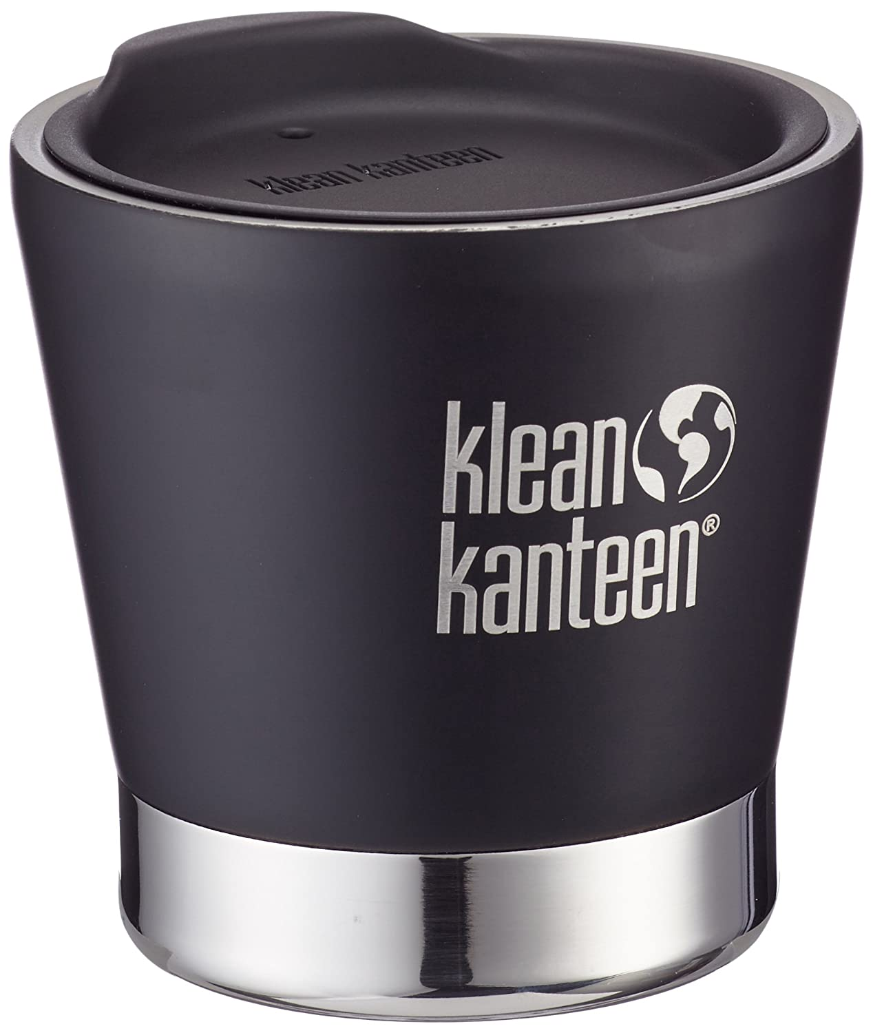 Klean Kanteen Vacuum Insulated Tumbler with Lid, 8 oz