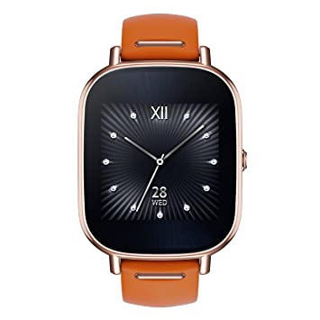 Asus ZenWatch 3 WI503Q-1LDBR0001 – Reloj Inteligente (Amoled, 400 x 400 Qualcomm