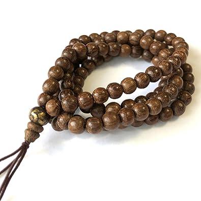 Amazon Com Agar Creations Mens Womens 108 Bead 8mm Mala Bracelet