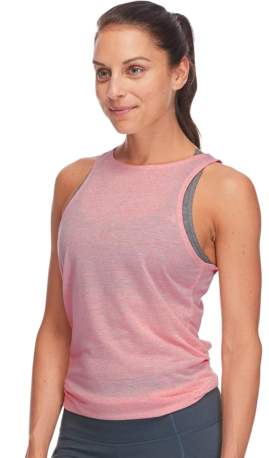 Body Glove Womens Calima Relaxed Fit Activewear Tank Top Body Glove Active 29039721