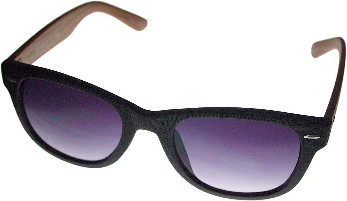 Esprit Womens Black Brown Fashion Square Plastic Sunglass ET19419 538 6151dce6ac