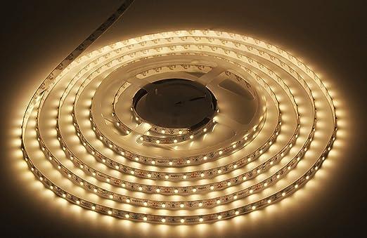 3000mm LED-Band FLEXYLED SE H4 3000 K warmweiß 12 V//DC