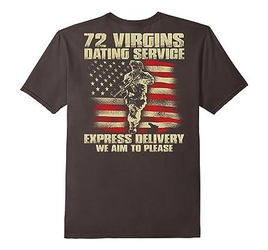 Shirt 72 Virgin Dating Service T