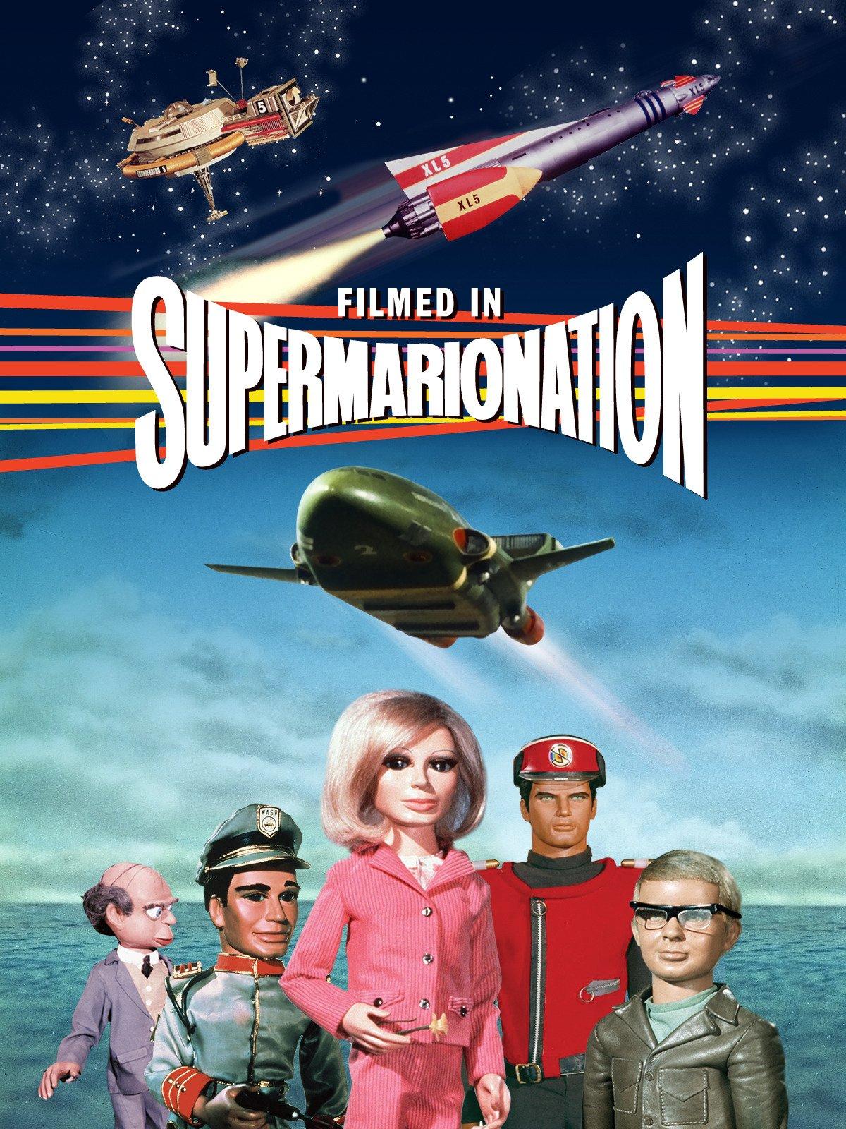 Filmed in Supermarionation on Amazon Prime Video UK