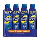 Amazon Price History for:Coppertone Sport Broad Spectrum SPF30 Continuous Spray Sunscreen (7.5 fl oz 4ct) by Coppertone