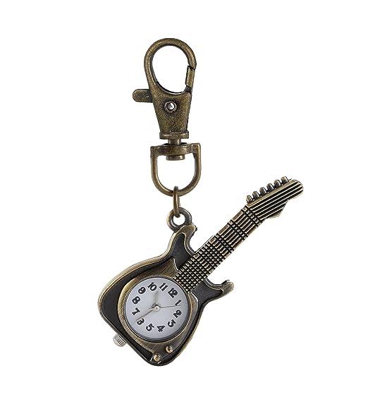 unisex fob novedad / reloj llavero de bronce reloj de ...