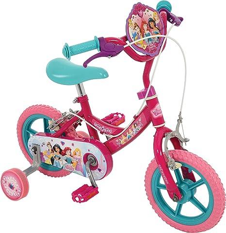 Disney Princess Bicicleta de 12 Pulgadas, niña, Morado: Amazon.es ...