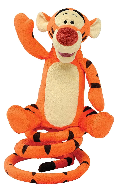 amazon com disney bounce tigger toys games