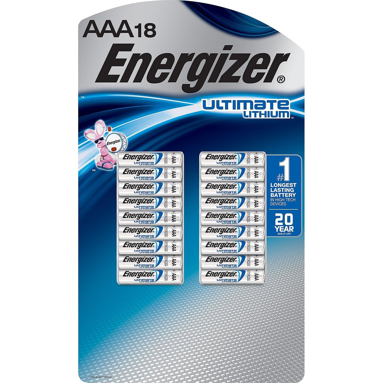 Product of Energizer Ultimate Lithium AAA 18-Pack - [Bulk Savings]
