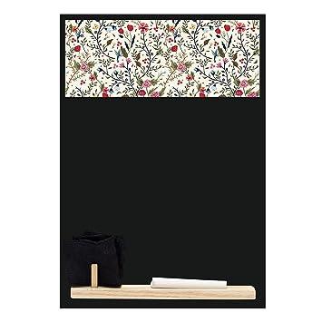 Chalkboards UK Piccoli Fiori \'Small memo Lavagna/Lavagna/Cucina, con ...