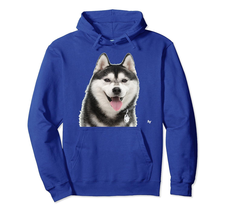 I LOVE MY Siberian Husky Hoodie Gift for Men Women & Kids-AZP