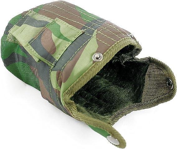 Mil-Tec Militar Ejército Cantimplora Botella Agua Ejército Alice 1L Woodland