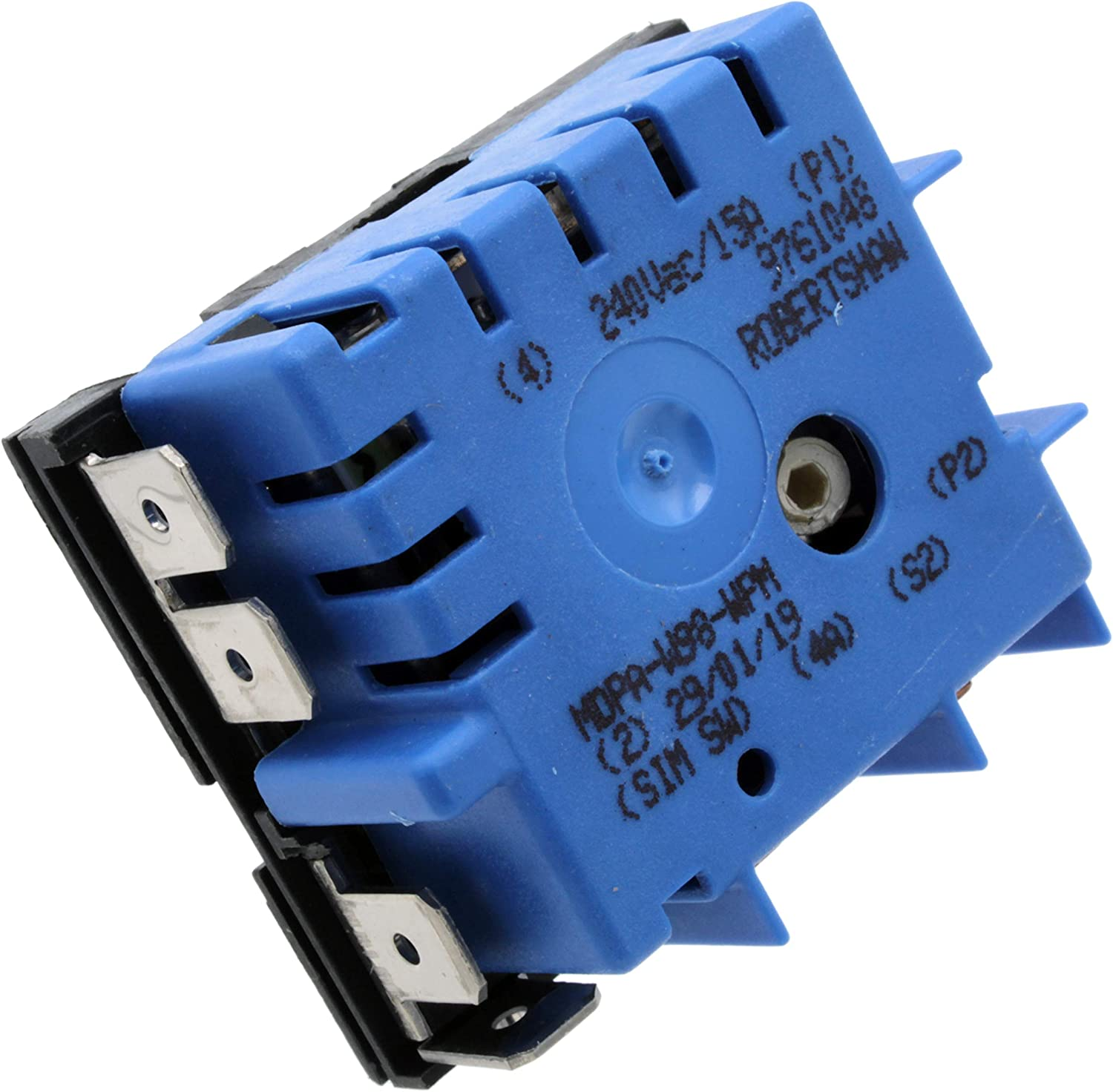 Supplying Demand 9761048 Surface Element Switch Compatible With Whirlpool Fits 8522887, PS11747308