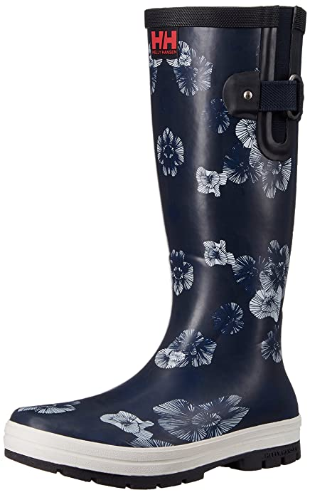 Helly Hansen Veierland 2 Graphic Rain Boot (Women's) MzEx4