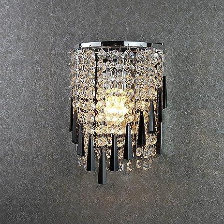 HAIXIANG Modern Crystal Wall light Lights Wall Sconces crystal wall l& decorations crystal & HAIXIANG Modern Crystal Wall light Lights Wall Sconces crystal ...