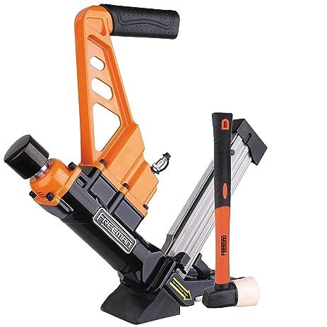 Kobalt SGY-NS7 3-in-1 Pneumatic Flooring Nailer/Stapler | *Tools ...