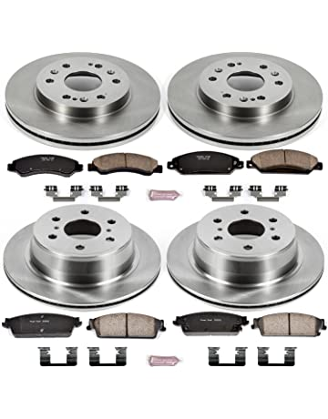 Autospecialty KOE2068 1-Click OE Replacement Brake Kit